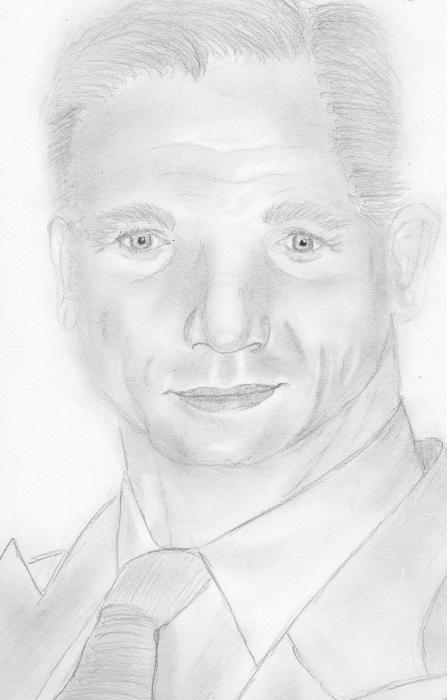 Daniel Craig by thomas28000
